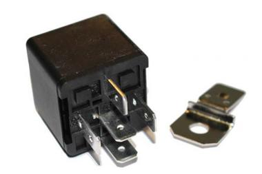 RELAY MINI 30A NO ( Conf. 1 Pz )